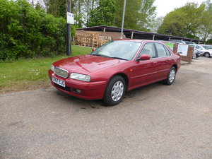 Rover 618 1.8 Petrol 1998 S reg For Sale