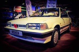 1989 ROVER 216 SE EFI (SD3) 23000 MILES For Sale