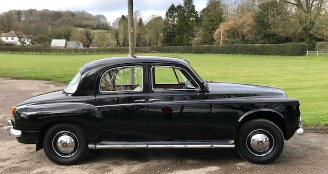 1958 Rover 75 P4 - Current owner 24 years - much expenditure SOLD (picture 2 of 6)