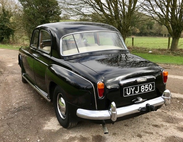 1958 Rover 75 P4 - Current owner 24 years - much expenditure SOLD (picture 6 of 6)