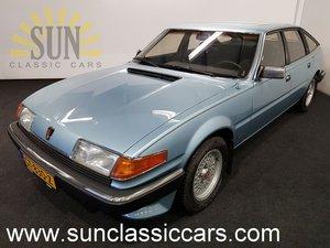 Rover 2600SE Van den Plas 1985, very good condition. For Sale