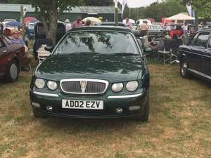 2002 Rover 75 Club SE, Excellent Condition ONLY £900 For Sale