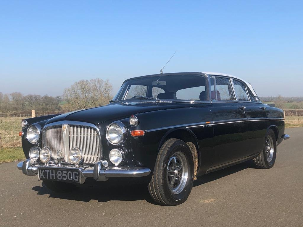 1969 Rover 3.5 P5B Coupe Automatic SOLD (picture 1 of 6)
