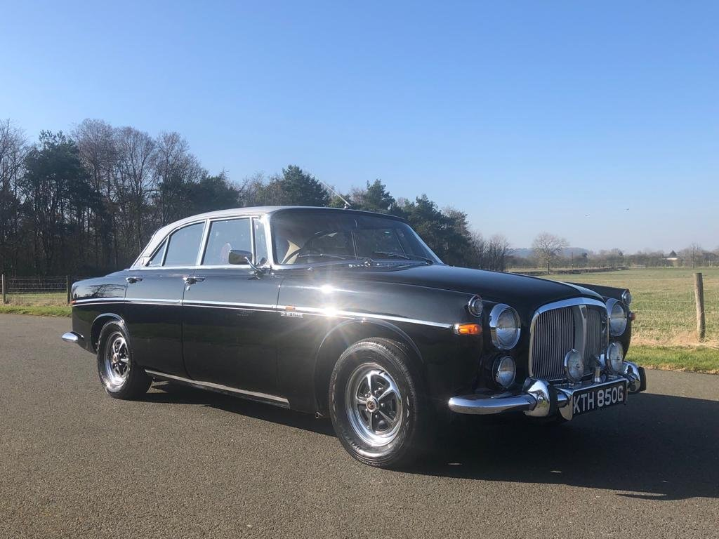 1969 Rover 3.5 P5B Coupe Automatic SOLD (picture 3 of 6)
