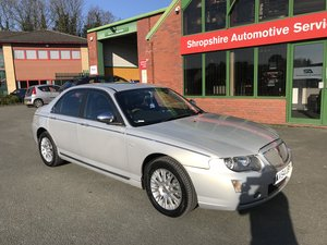 2004 RARE LOW MILEAGE ROVER 75 CDTi CONNOISSEUR SE - 55K (BMW)