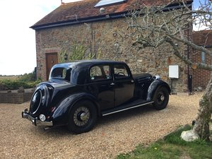 1937 Lovely low ownership Rover  in great condition For Sale