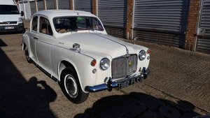 1963 White Rover 95 P4 For Sale