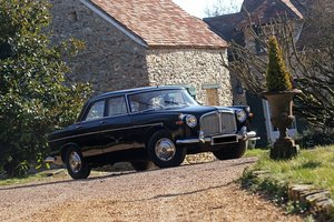 1964 - Rover P5 Mark II 2.6-litre SOLD by Auction