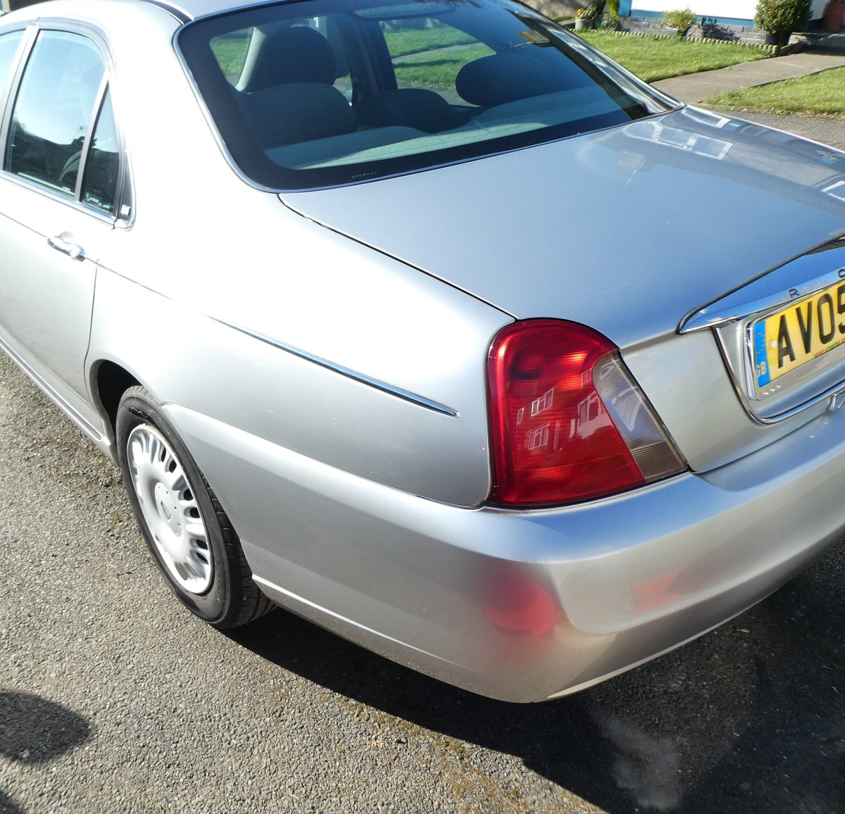 Rover 75 2005 Clasic 1.8 Petrol For Sale (picture 2 of 5)