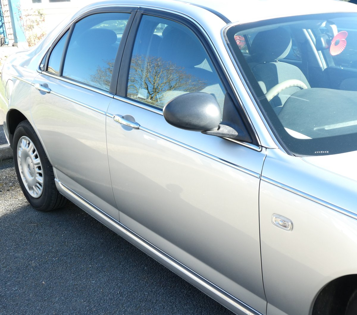 Rover 75 2005 Clasic 1.8 Petrol For Sale (picture 3 of 5)