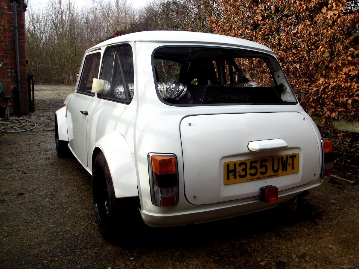 1991 Zcars Hayabusa Mini SOLD | Car And Classic