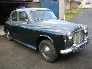 Rover P4 95 (1964) For Sale