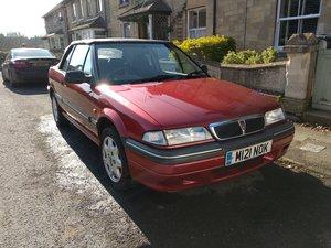 1995 Rover 214 16V Cabriolet For Sale