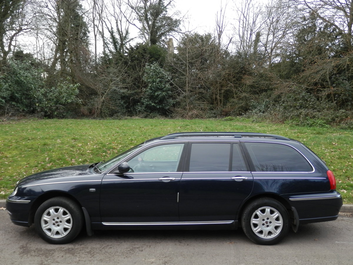 Rover 75 Club CDT Tourer. Bargain To Clear.. SOLD (picture 2 of 6)