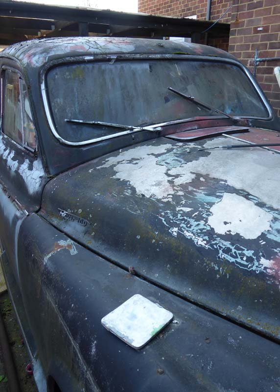 1960 Auction of One Owner Collection Cars & Landrovers & Spares SOLD by Auction (picture 4 of 5)