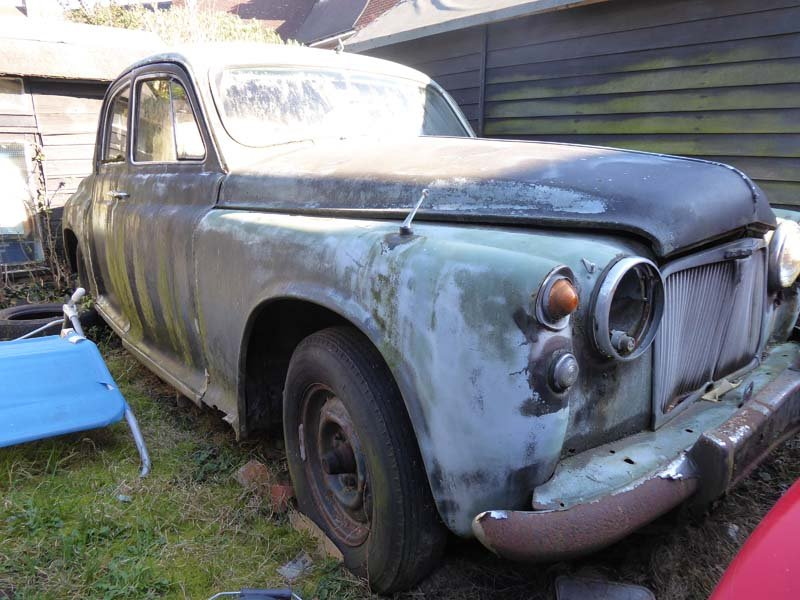 1960 Auction of One Owner Collection Cars & Landrovers & Spares SOLD by Auction (picture 5 of 5)