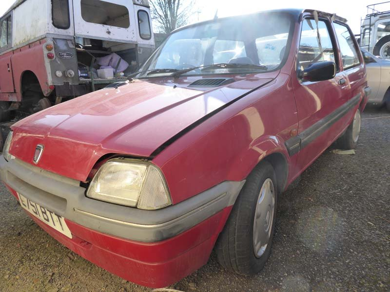 1994 Auction of One Owner Collection Cars & Landrovers & Spares SOLD by Auction (picture 2 of 3)