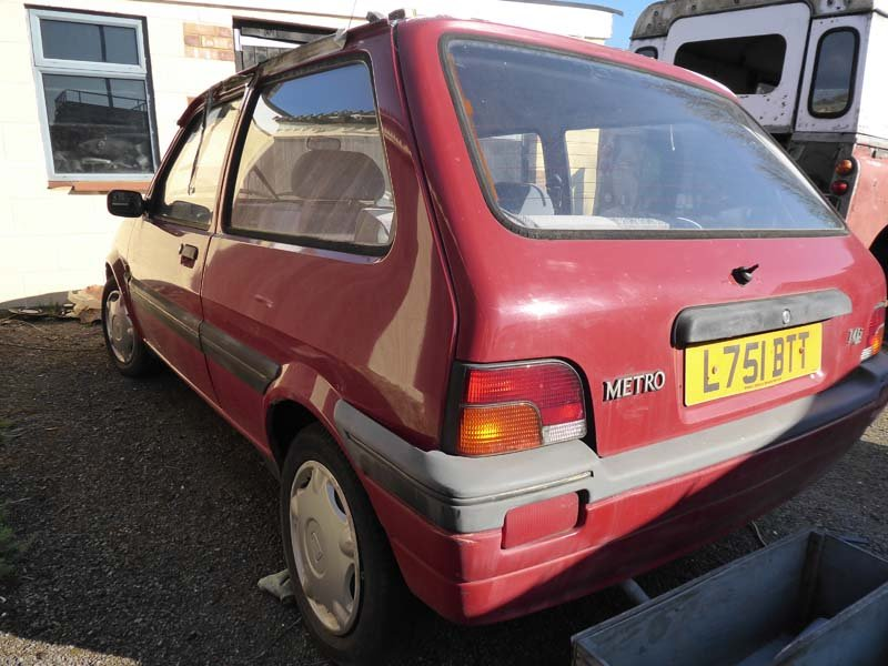 1994 Auction of One Owner Collection Cars & Landrovers & Spares SOLD by Auction (picture 3 of 3)