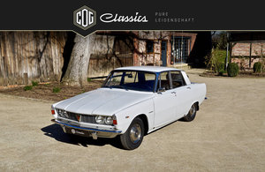 1971 A well kept and presented Rover 2000 TC For Sale