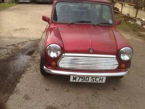 1995 Rover mini Mayfair auto .1 lady owner For Sale
