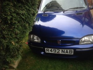 1998 Rover ascot 100 For Sale