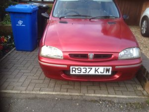 1998 Rover ascot 100 se 29000 miles only For Sale