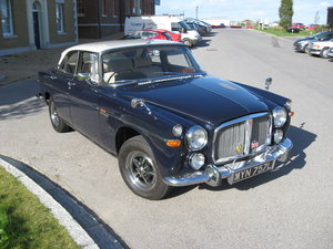 1973 rover p5b coupe For Sale