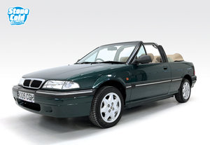 Picture of 1994 Rover 214 SE 16v Cabriolet with just 13,500 miles! SOLD