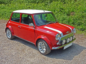 Rover Mini Cooper with Sports Pack (1998)