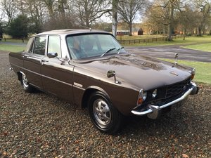 1975 ROVER P6 3500 AUTO - Previous 36 Year Ownership LOT:123