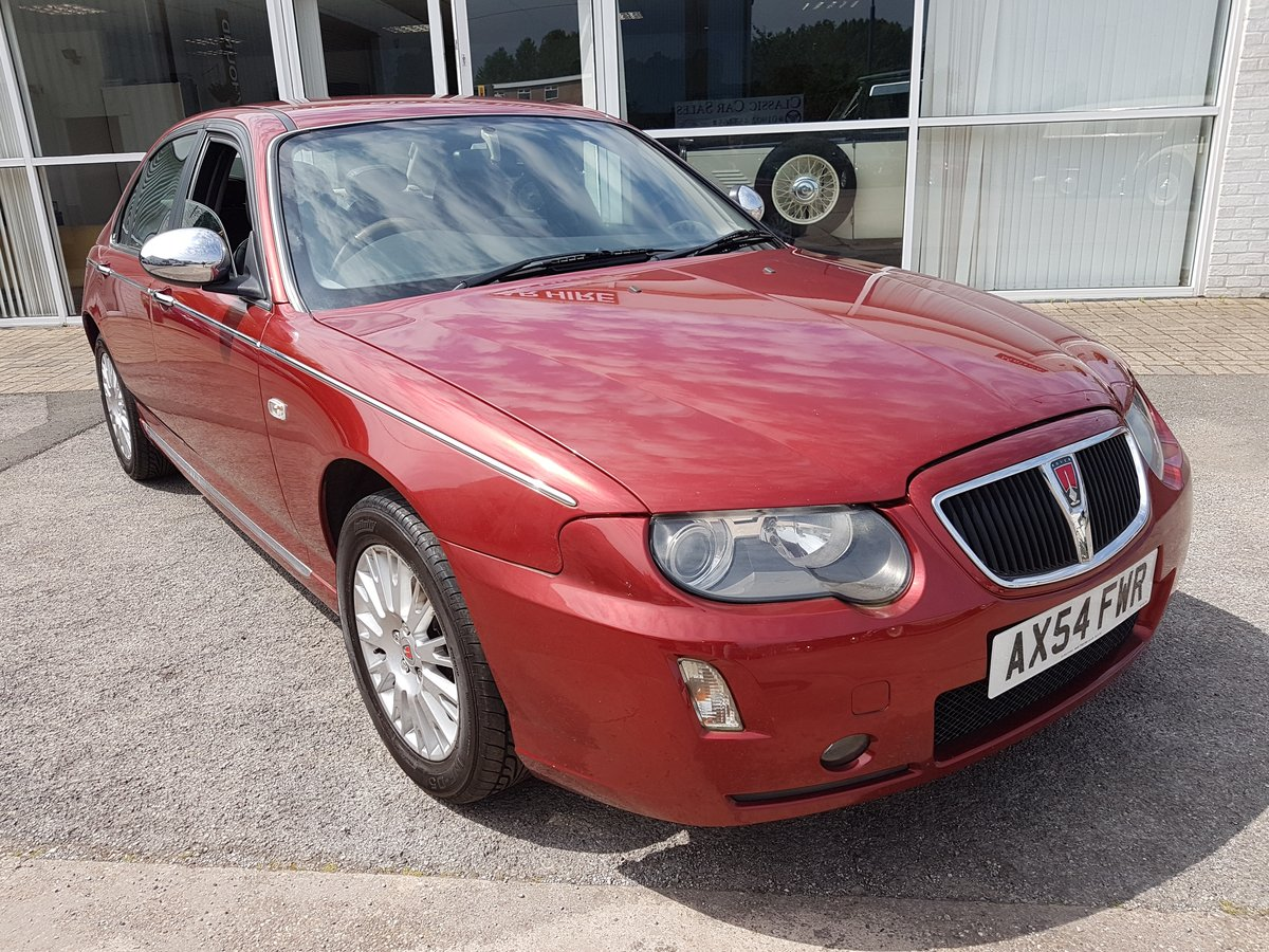 2004 fabulous rover 75se For Sale (picture 6 of 6)