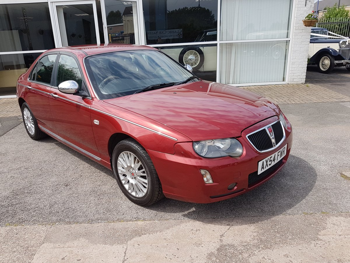 2004 fabulous rover 75se For Sale (picture 1 of 6)