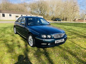 Picture of 2003 Rover 75 Connoisseur Se Saloon v6