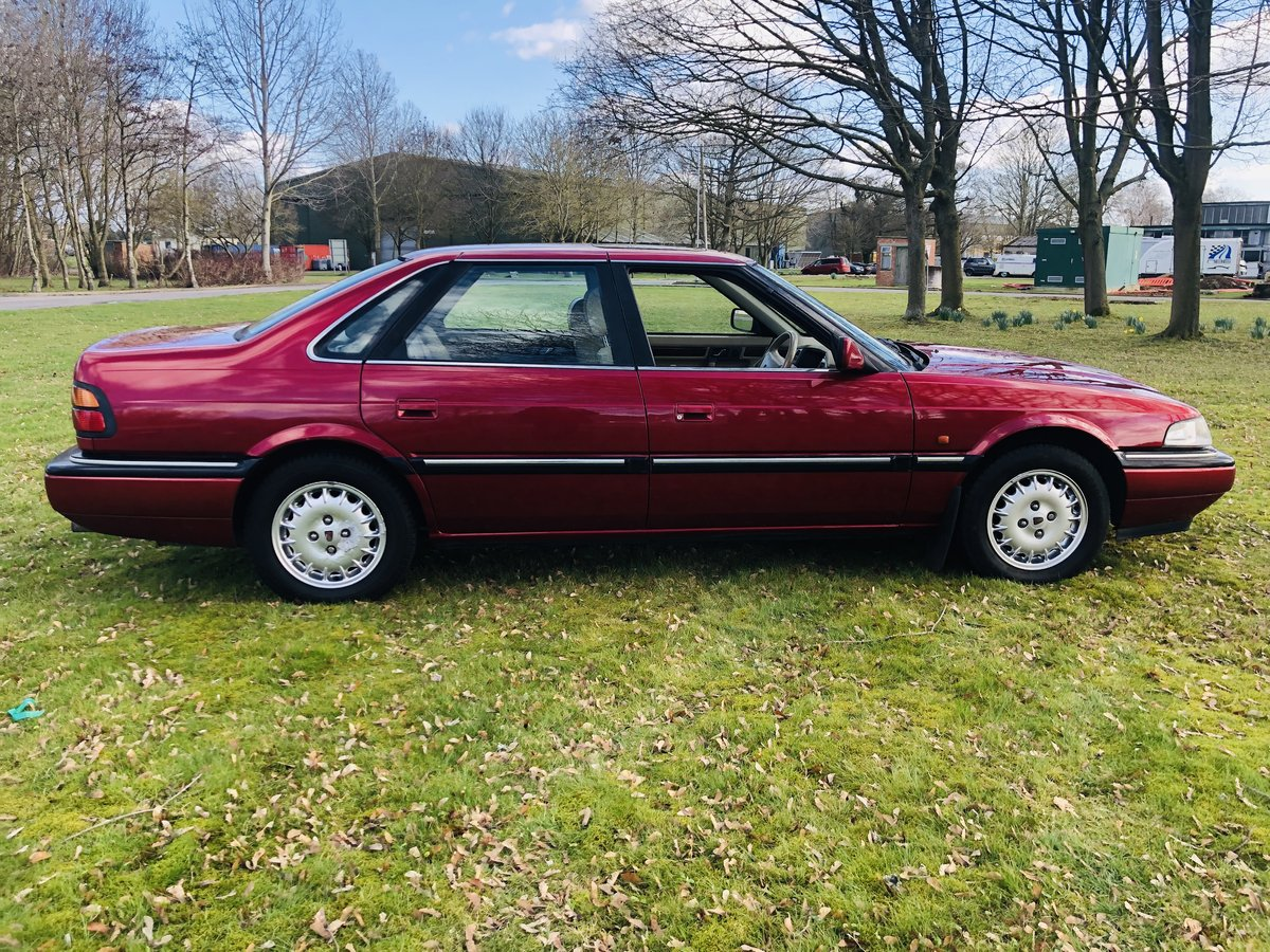 1992 Rover 827 Sterling SALOON V6 24Valve Honda Engine  For Sale (picture 4 of 6)