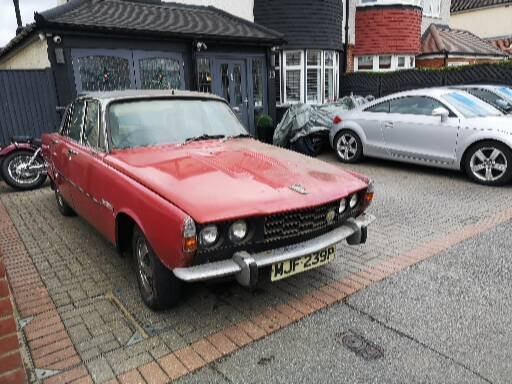 1976 ROVER 2200 SC P6 MANUAL GEARBOX  For Sale (picture 1 of 6)