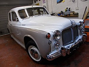 Exceptional 1960 Rover 100 (P4) Saloon For Sale