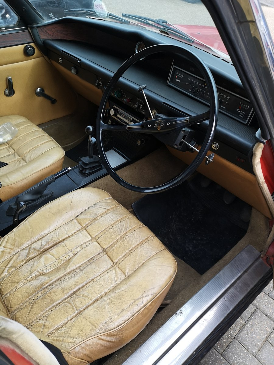 1976 ROVER 2200 SC P6 MANUAL GEARBOX  For Sale (picture 5 of 6)