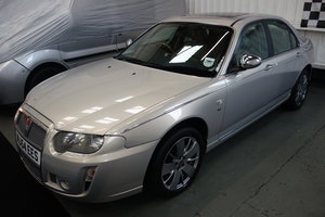 2004 Rover 75 V8 Low mileage and excellent condition