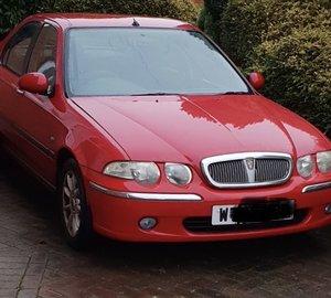 2000 Rover 45 IXS 1.6