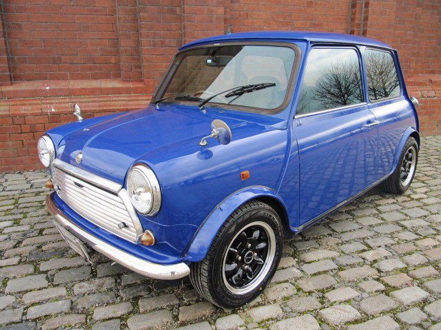 1998 ROVER MINI RARE CLASSIC PAUL SMITH ONLY 36000 MILES  For Sale (picture 1 of 6)