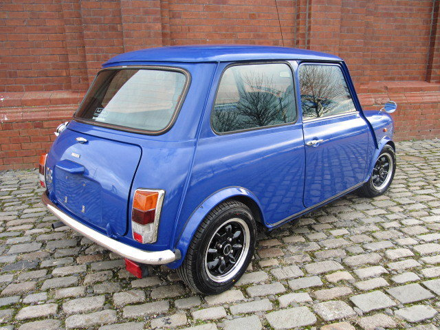 1998 ROVER MINI RARE CLASSIC PAUL SMITH ONLY 36000 MILES  For Sale (picture 2 of 6)
