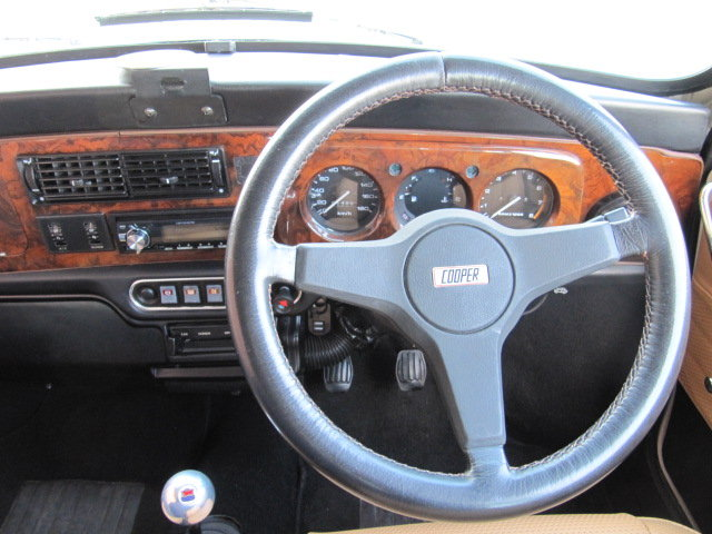 1995 ROVER MINI CLASSIC 1300 MANUAL MKI EXTRAS LOW MILEAGE  For Sale (picture 5 of 6)