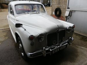 1964 Rover P4 110 For Sale