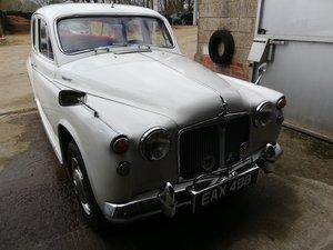 1964 Rover P4 110