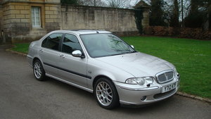 2001 Rover 45 2.0 V6 Connoisseur Saloon For Sale