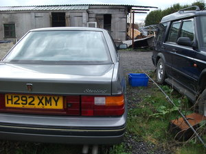 1990 Rover sterling for sale For Sale