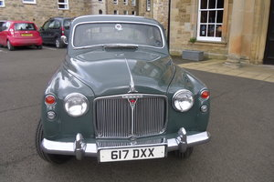 1963 Rover 95 For Sale