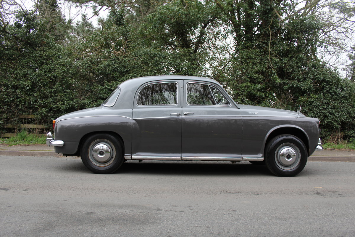 1961 Rover P4 100 SOLD (picture 6 of 12)