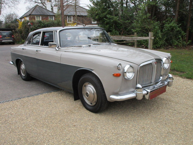 1965 Rover P5 3 Litre Coupe (Card Payments Accepted) For Sale (picture 1 of 6)