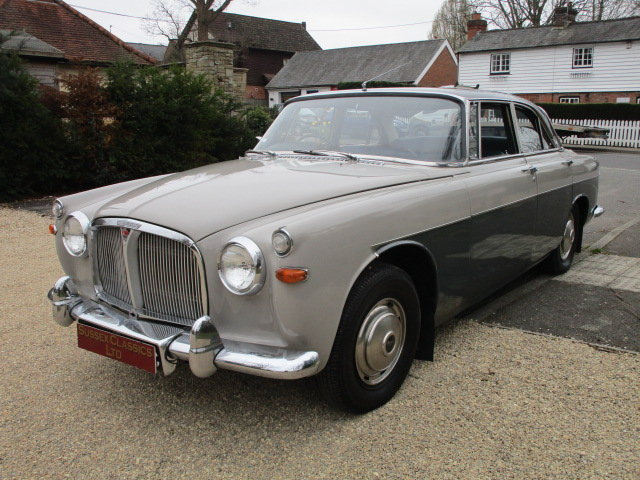 1965 Rover P5 3 Litre Coupe (Card Payments Accepted) For Sale (picture 2 of 6)